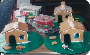 Assembled Gingerbread Houses_0001