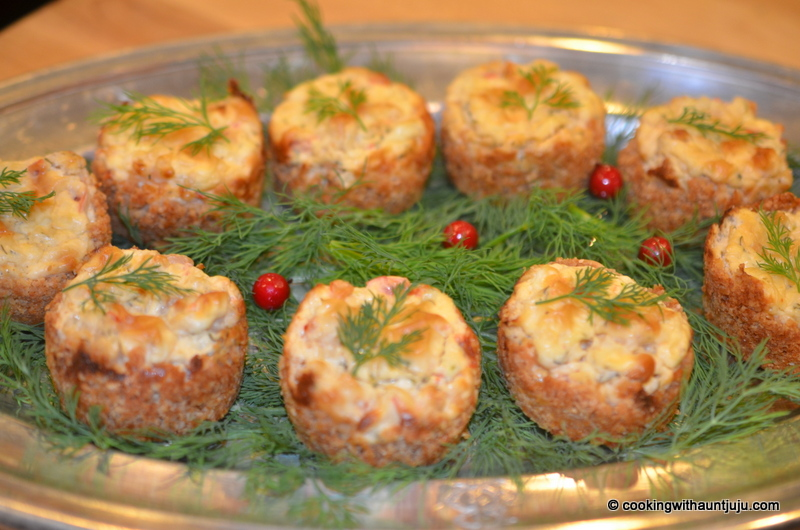mini lobster quiche recipe