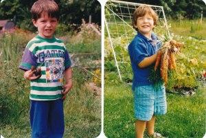 Carrots - nephews